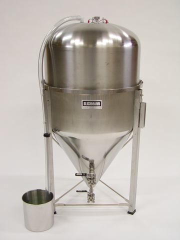 Blichmann Fermenator - Conical Fermentor - 42 Gallon with NPT Fittings