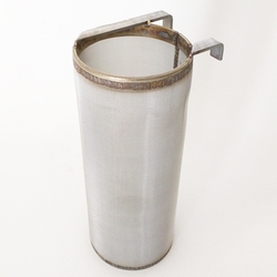 4″ x 10″ Craft Beer Brew Filter – Stainless Steel Mesh