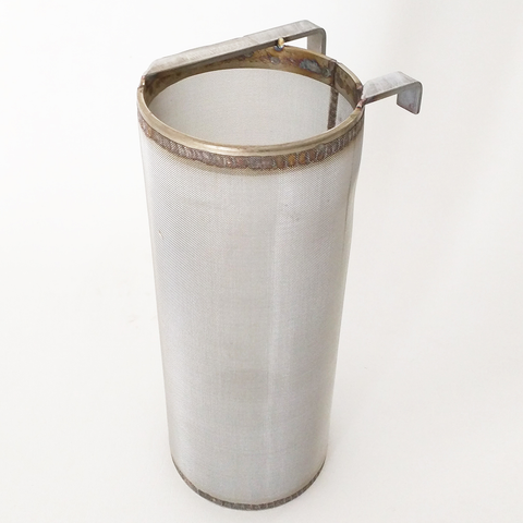 "6″ x 12"" Brew Filter Stainless Steel Mesh Filter"