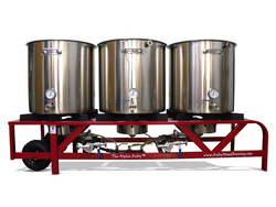The ALPHA Ruby Complete - 1 BBL System - Propane