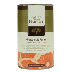Vintner's Harvest Grapefruit Puree - 49 Oz Can