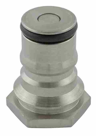 Ball Lock Post Liquid for Firestone Kegs with Poppet