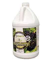 Vintner's Harvest Elderberry Fruit Wine Base - 96 oz Can
