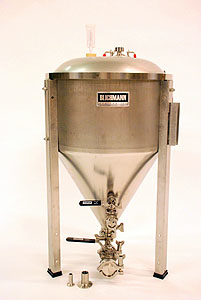 Blichmann Fermenator - Conical Fermentor - 14.5 Gallon with Tri-clamp Fittings