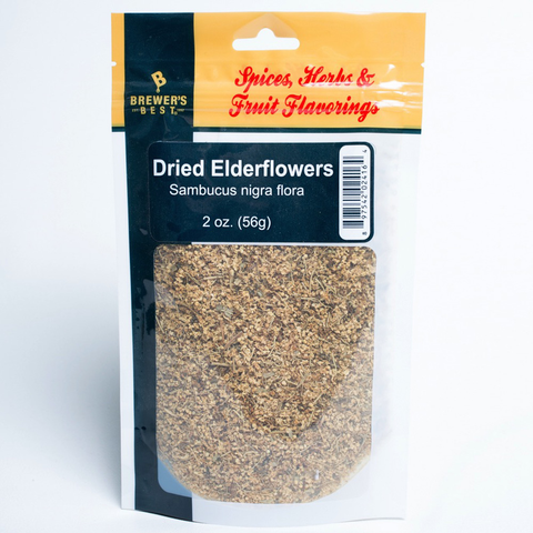 Brewer's Best Dried Elderflowers