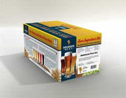 Brewer's Best English Brown Ale Beer Ingredient Kit