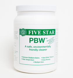 Five Star - PBW - Powdered Brewery Wash - 4 LB