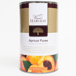 Vintner's Harvest Apricot Puree - 49 Oz Can