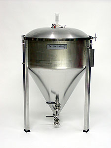Blichmann Fermenator - Conical Fermentor - 27 Gallon with NPT Fittings