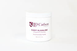 Easy Alkaline 8 oz Jar with Screw Off Lid