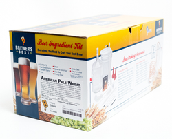 Brewer's Best American Pale Wheat Beer Ingredient Kit