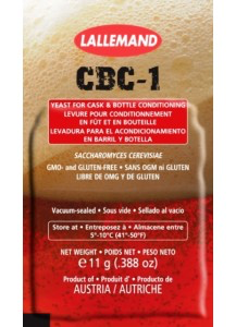 Danstar CBC-1 Cask and Bottle Conditioning Ale Yeast