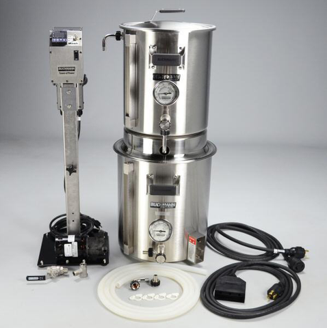 Blichmann BrewEasy - Turnkey Kit - 120V FULL VERSION - 5 Gallon G2