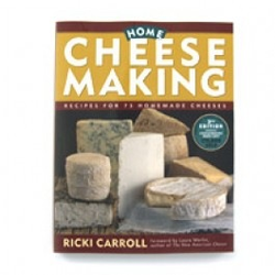 Home Cheesemaking by Ricki Carroll