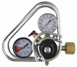 CO2 Regulator Gauge Protector