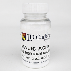Malic Acid - 2 oz