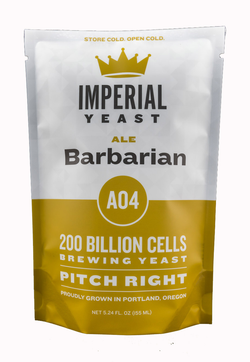Imperial Organic Yeast A04 - Barbarian