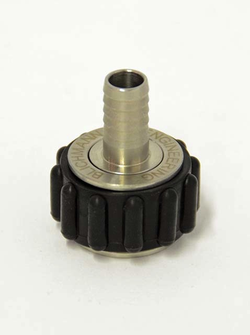 "Blichmann QuickConnector - 1/2"" FPT x 3/8"" Barb"