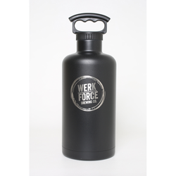 Werk Force Stainless Steel Vacuum Insulated Growler - 64 oz