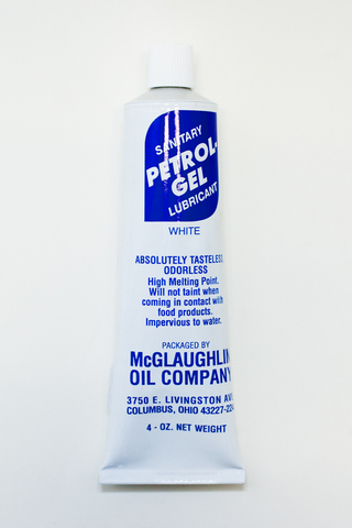 Keg Lube - Sanitary Petrol-Gel - 4 oz