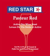 Red Star Pasteur Red (Premier Rogue) Wine Yeast