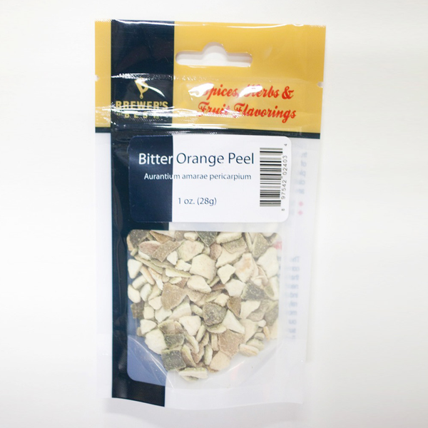 Brewer's Best Bitter Orange Peel - 1 oz