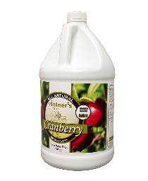 Vintner's Harvest Cranberry Fruit Wine Base - 96 oz Can