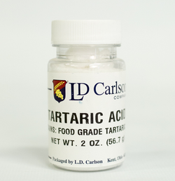 Tartaric Acid 2 oz.