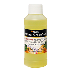 Flavoring, Natural - Grapefruit - 4 oz