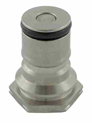 Ball Lock Post Gas for Firestone Kegs with Poppet