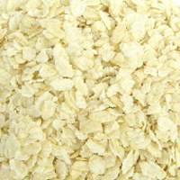 Flaked Rice - 25 LB Bag