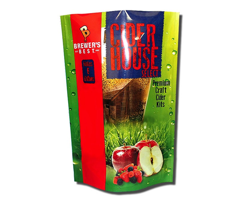 Cider House Select Raspberry Lime Cider Making Kit