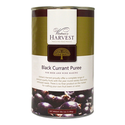 Vintner's Harvest Black Currant Puree - 49 Oz Can