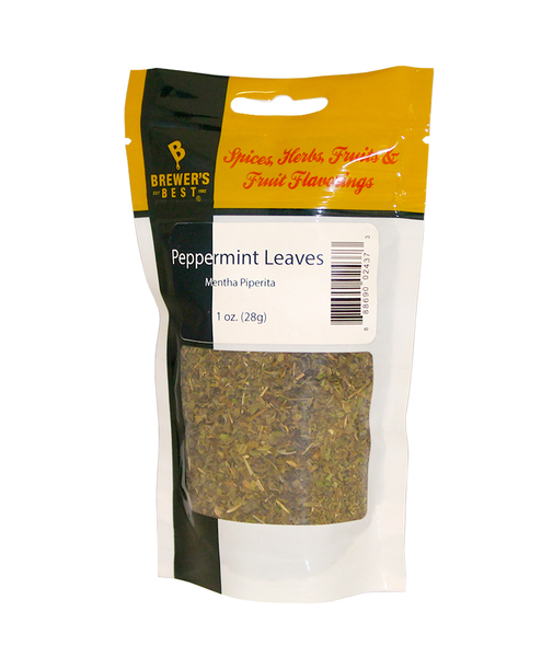 Brewer's Best - Peppermint Leaves - 1 oz