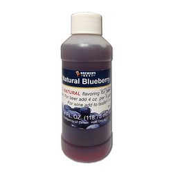 Flavoring, Natural - Blueberry - 4 oz