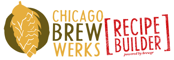 Chicago Brew Werks Recipe Builder