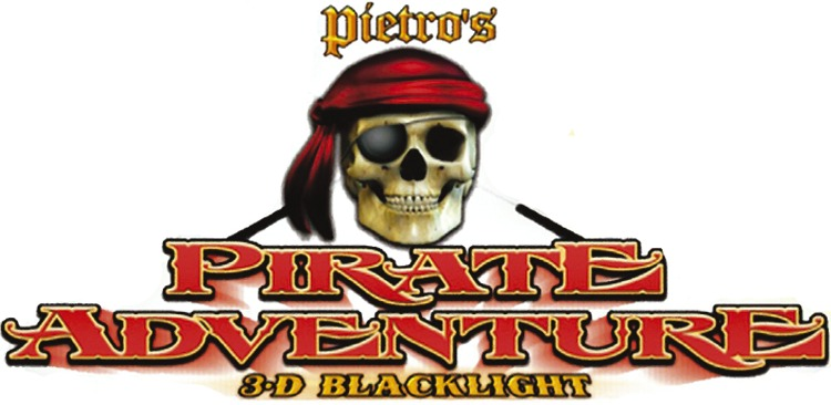 Pietro's Pirate Adventure