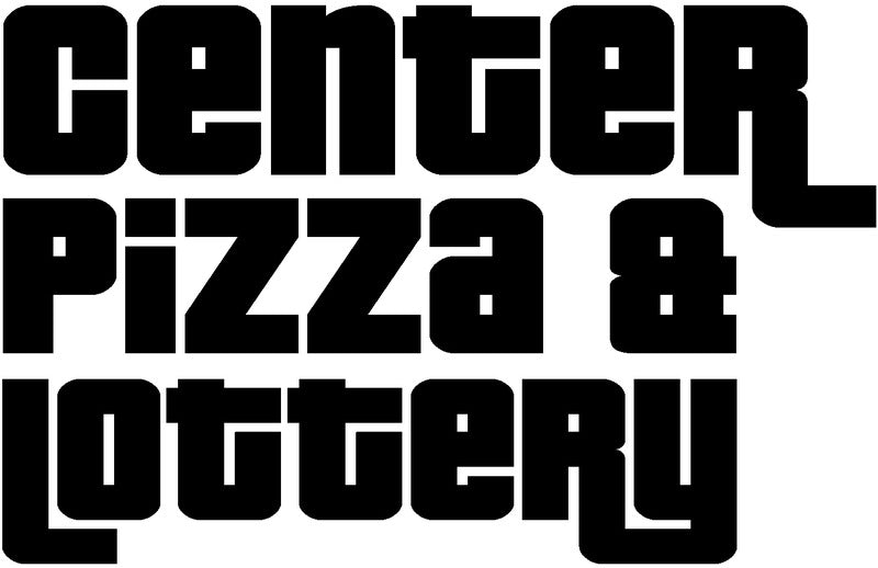Center Pizza & Lottery