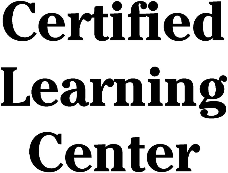 Certified Learning Centers Dining Advantage