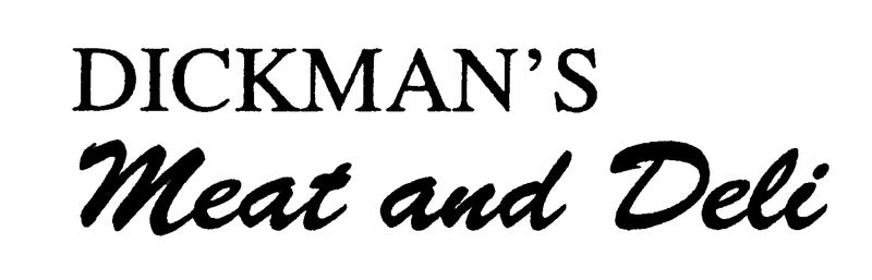 Dickman's Meat and Deli