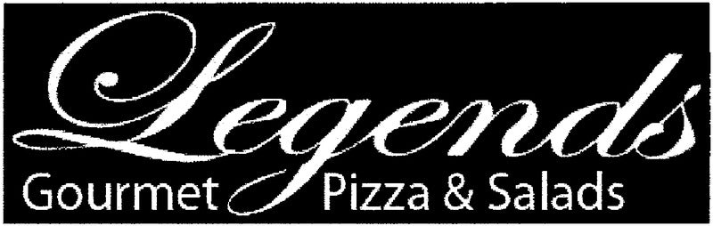 Legends Gourmet Pizza & Salads