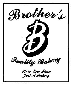 Brother's Bakery