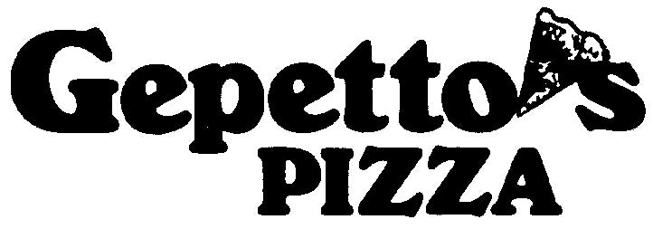 Gepetto's Pizza
