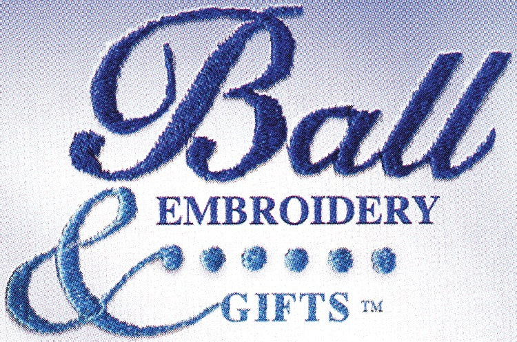 Ball Embroidery and Gifts