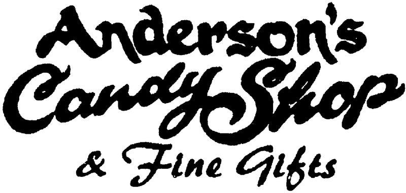 Anderson's Candy Shop & Fine Gifts