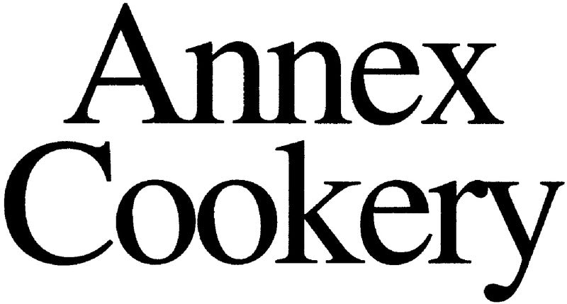 Annex Cookery