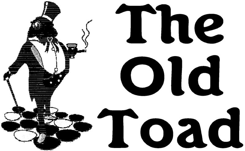 The Old Toad