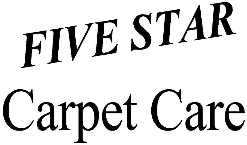 Five Star Carpet Care
