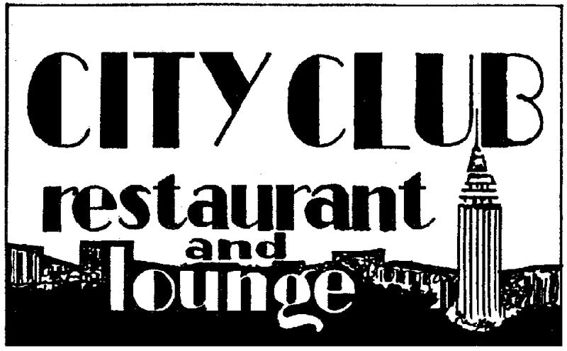 City Club Restaurant & Lounge