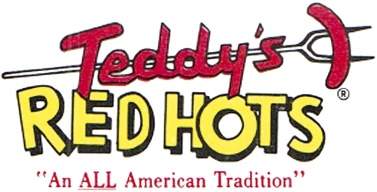 Teddy's Red Hots